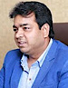 Abhishek Upadhyaya's photo - CEO of Step Up Placements