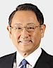 Akio Toyoda's photo - President of Toyota