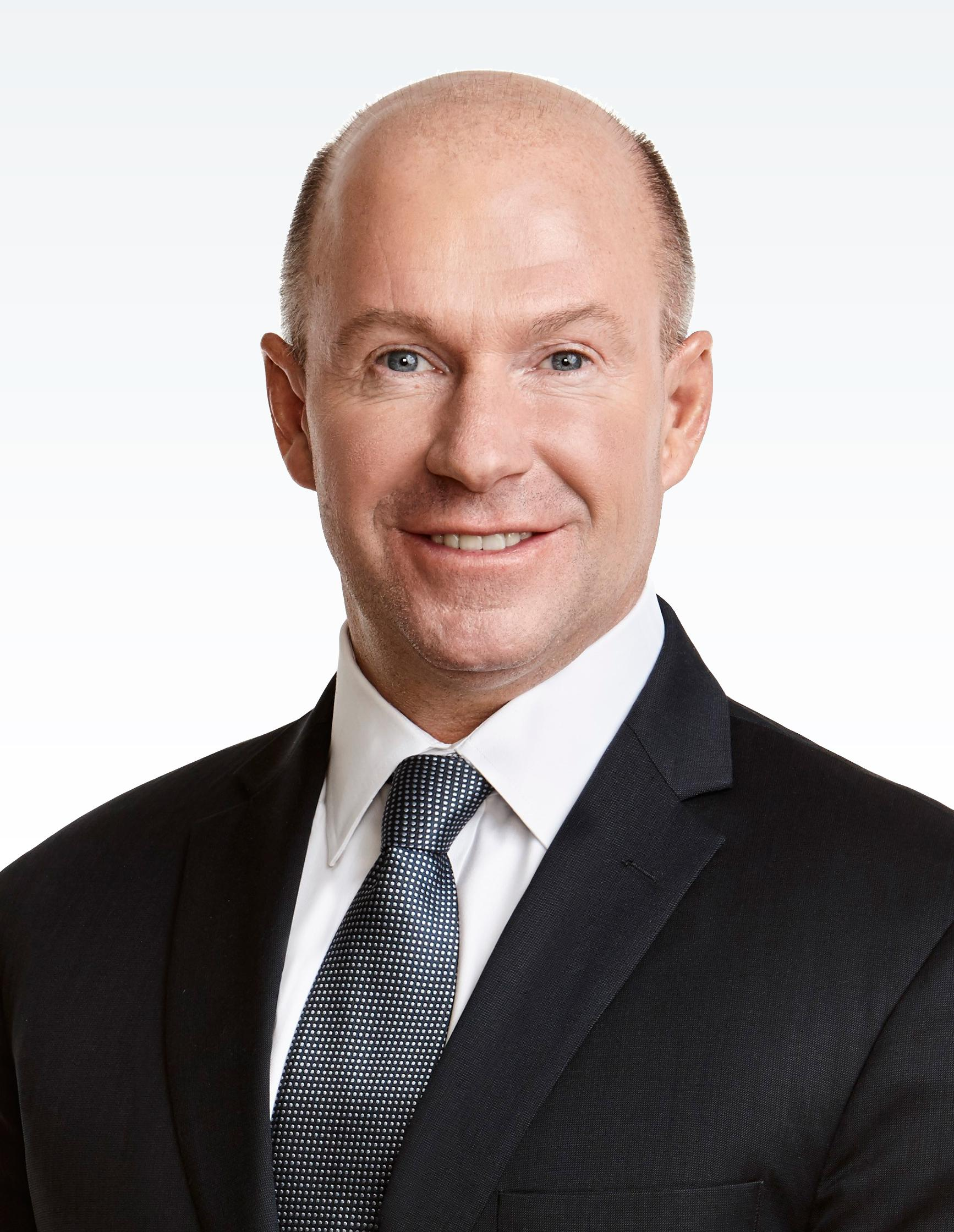 Alain M. Bellemare's photo - President & CEO of Bombardier