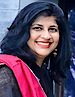 Arathi Krishna's photo - Managing Director of Sundram Fasteners