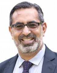 Arshad Ahmad's photo - Vice Chancellor of LUMS
