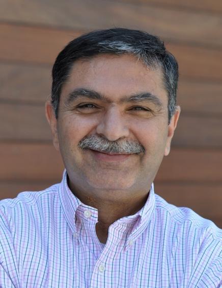 Ashfaq Munshi's photo - CEO of Pepperdata