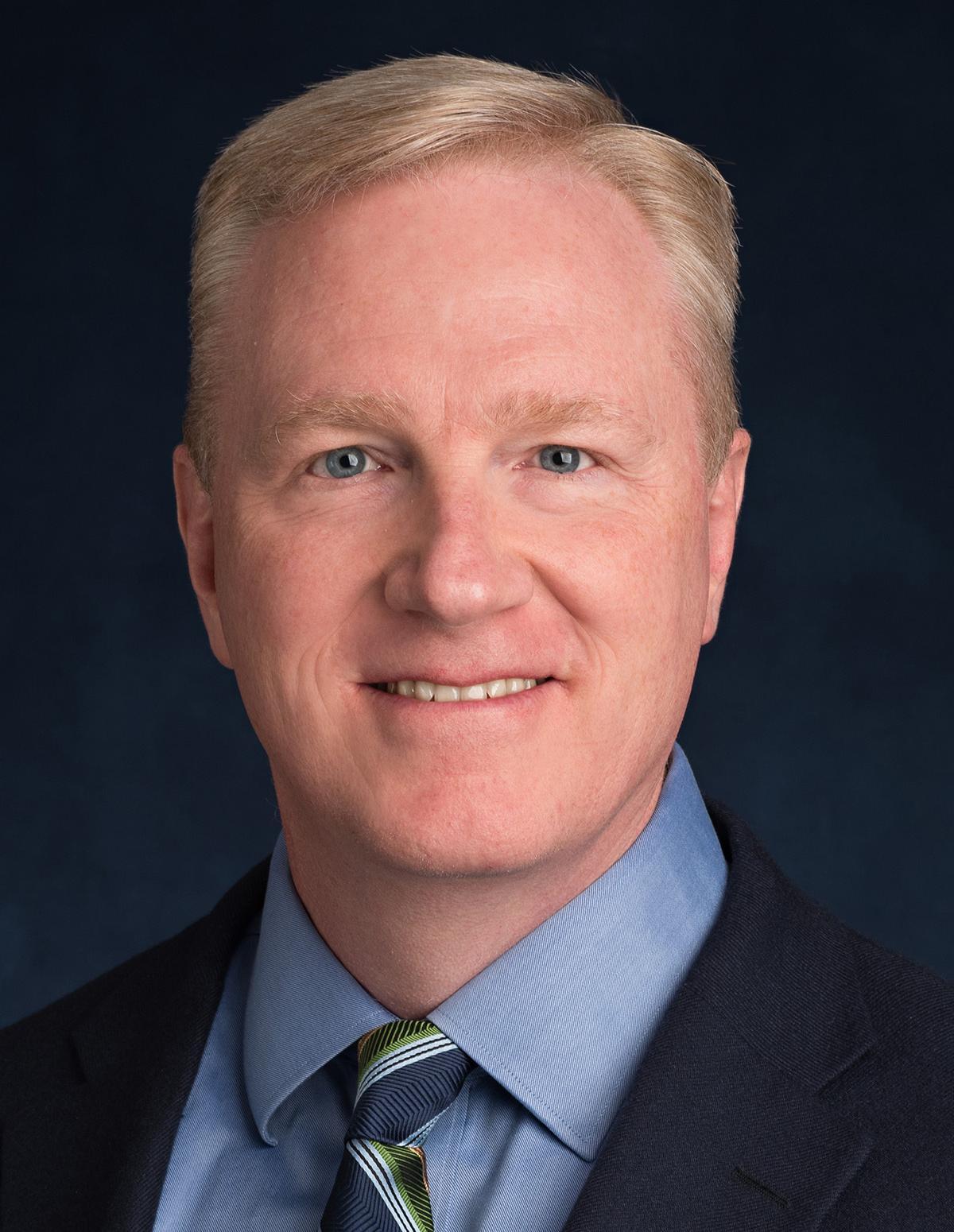 Bob Wamboldt's photo - President & CEO of Johns Manville