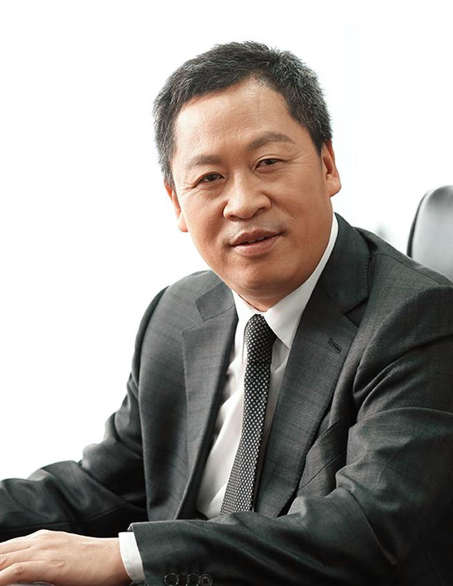 Chen Yanshun's photo - CEO of BOE