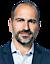 Dara Khosrowshahi's photo - CEO of Uber Eats