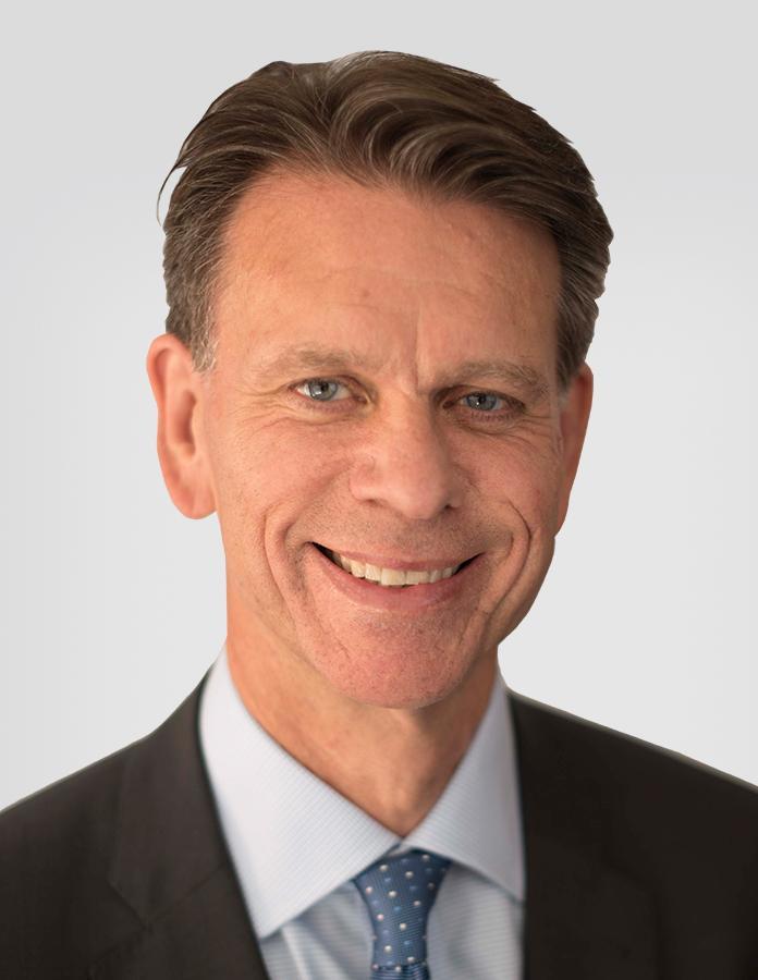 David Brown's photo - CEO of Go-Ahead