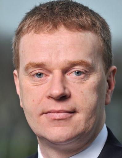 Denis O'Sullivan's photo - Managing Director of Gas Networks Ireland