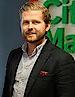 Fredrik Hamilton's photo - CEO of Budbee
