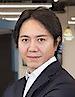 Fumihide Tomizawa's photo - President & CEO of Softbank Robotics