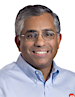 Ganesh Moorthy's photo - President & CEO of Microchip