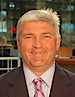 Gerry McGavick's photo - General Manager of WBIN-TV