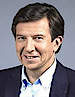 Gilles Pelisson's photo - CEO of TF1 Group