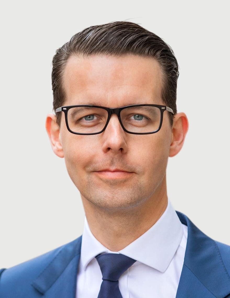 Jacob Aarup Andersen's photo - CEO of ISS