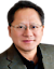 Jensen Huang's photo - President & CEO of NVIDIA