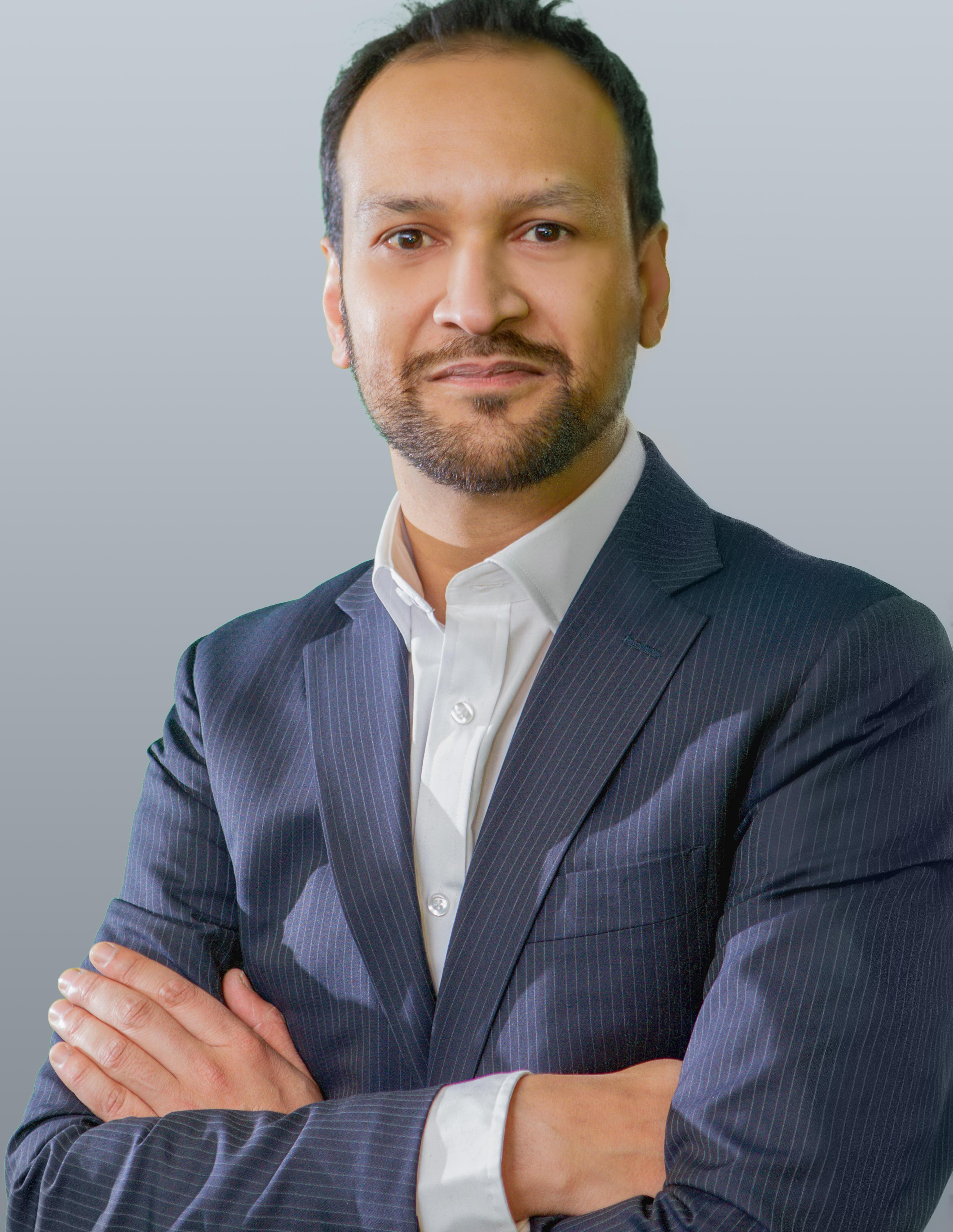 Kabir Ahmed's photo - CEO of Favorey