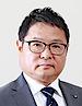 Kazuhiro Ikebe's photo - President & CEO of Kyushu Electric Power