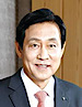Kim Jung-tai's photo - Chairman & CEO of Hana Financial Group