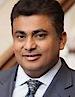 Krishna Bansal's photo - President & CEO of Q1Tech