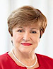 Kristalina Georgieva's photo - Managing Director of IMF