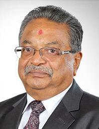 Mahesh Patel's photo - Chairman & CEO of ETG