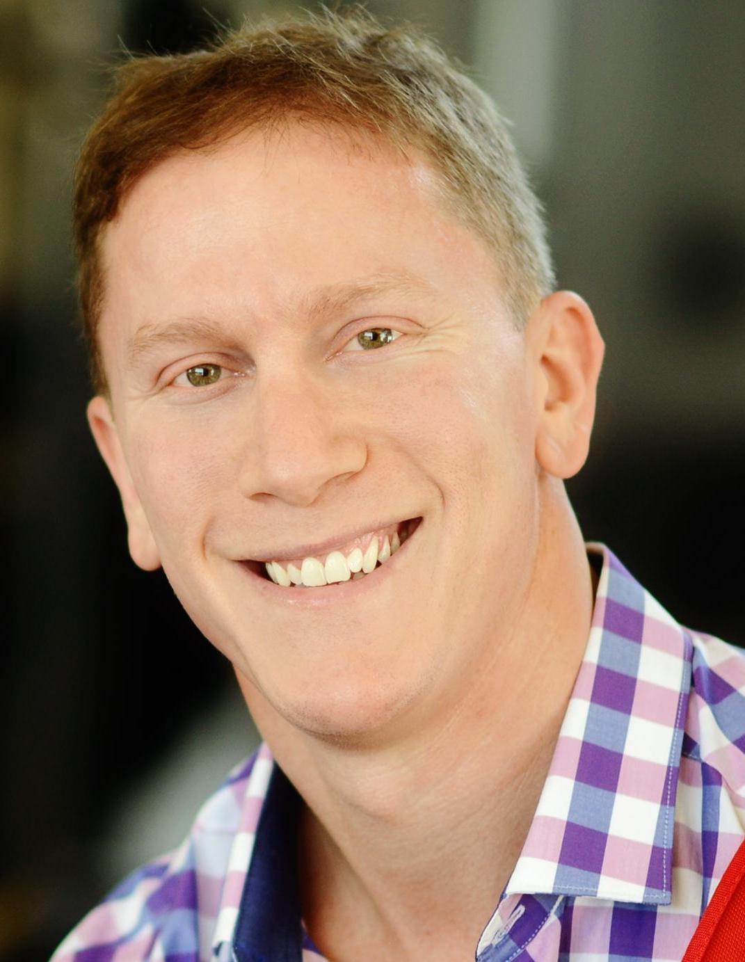 Mark Samuel's photo - Founder & CEO of Fitmarkbags
