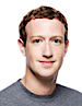 Mark Zuckerberg's photo - Chairman & CEO of Facebook