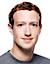 Mark Zuckerberg's photo - Chairman & CEO of Facebook