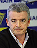 Michael O'Leary's photo - CEO of Ryanair
