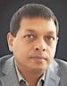 Naresh Patel's photo - President of Optimoz