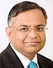 Natarajan Chandrasekaran's photo - Executive Chairman of Tata Group