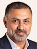 Nikesh Arora's photo - Chairman & CEO of Palo Alto Networks