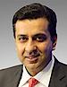 Nitin Rakesh's photo - CEO of Mphasis