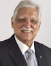 Nizar Juma's photo - Chairman of Jubilee General Insurance Limited