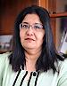 Padmaja Ruparel's photo - President of IAN