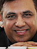 Phiroz Sheikh's photo - Founder of Sweetheart Ice Cream