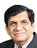 Rajendra Jha's photo - President of RP-Sanjiv Goenka Group