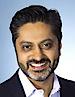 Razat Gaurav's photo - CEO of LLamasoft