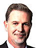 Reed Hastings's photo - Chairman & CEO of Netflix