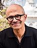 Satya Nadella's photo - CEO of Bing