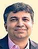 Saugata Gupta's photo - CEO of Marico