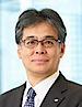Takahito Tokita's photo - President of Fujitsu