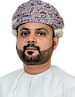 Talal Said Marhoon Al Mamari's photo - CEO of Omantel