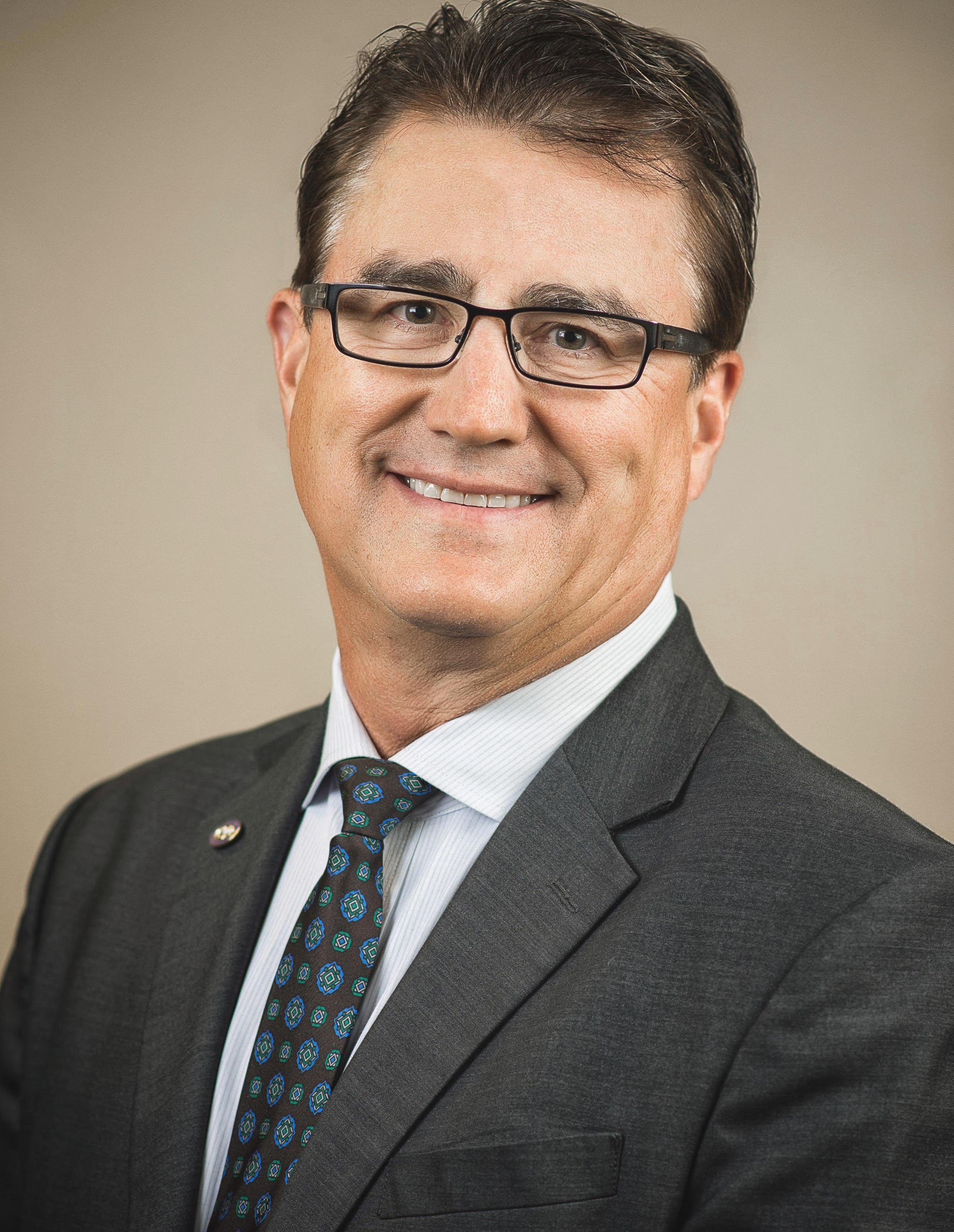 Thomas Shorma's photo - President & CEO of WCCO