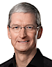 Timothy Cook's photo - CEO of Apple