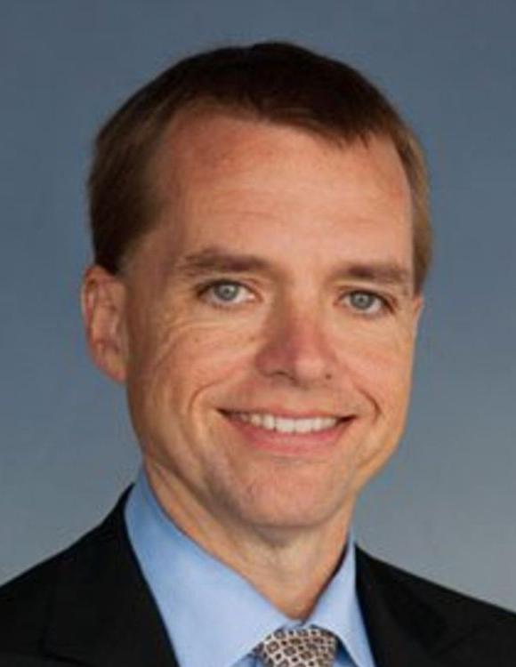 Todd Combs's photo - President & CEO of GEICO