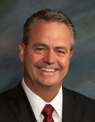 Tony Frankenberger's photo - President & CEO of McLane Company
