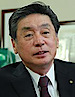 Tsuneo Oguri's photo - President of Central Electric Works