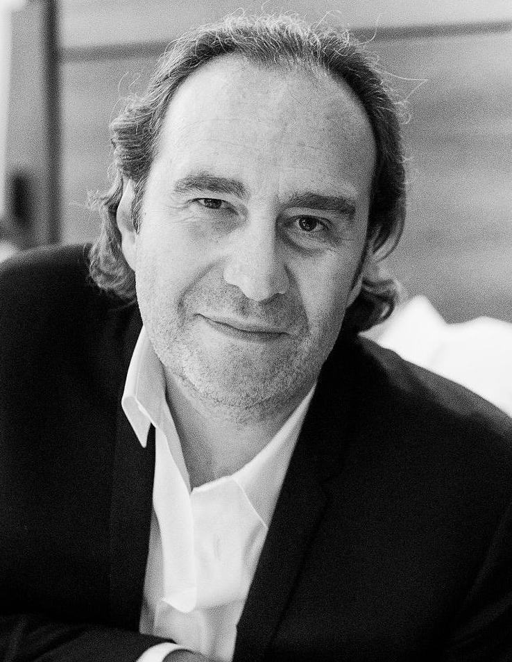 Xavier Niel's photo - Founder of Free