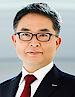 Yu Nakata's photo - President & CEO of Keyence