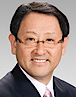 Akio Toyoda's photo - President & CEO of Toyota